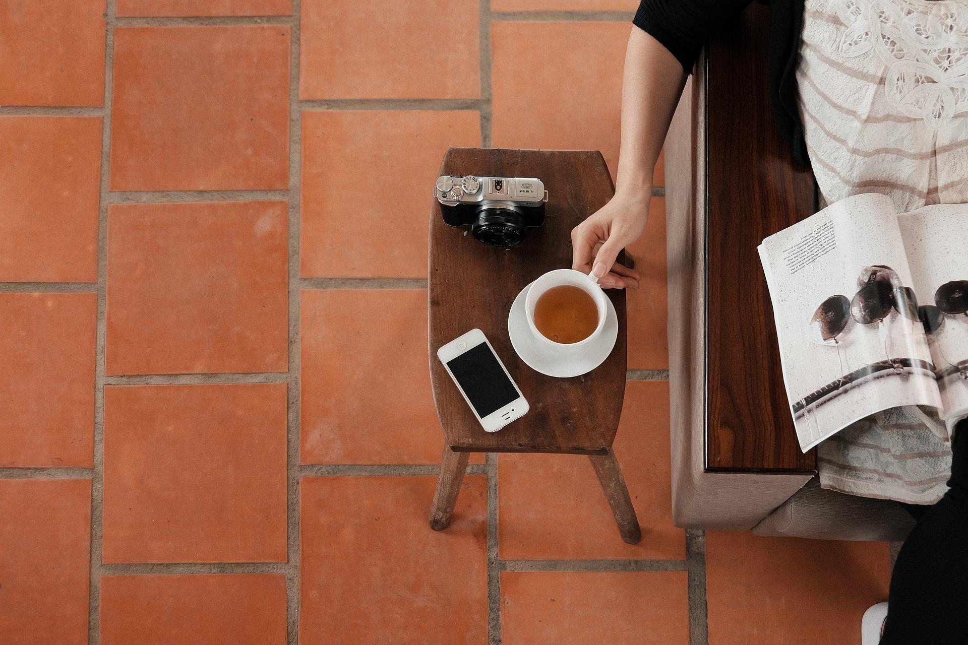 coffee-odpoczynek