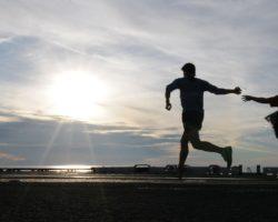 Nienawidzę biegać. Ale uwielbiam patrzeć jak inni biegają!