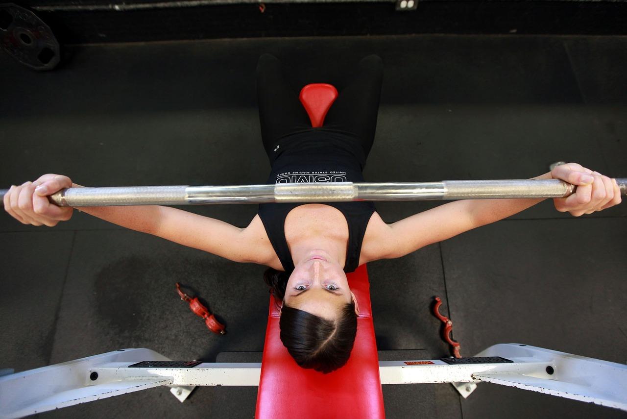weights-ćwiczenia pixabay.pl