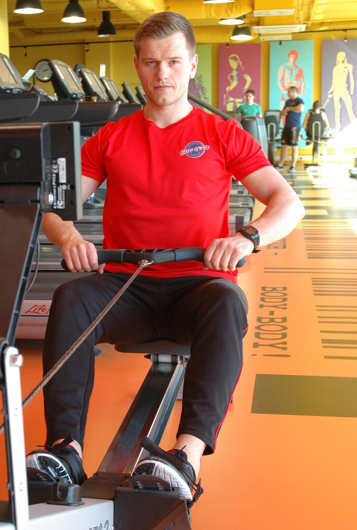 Dieta oczami trenera indywidualnego – Krzysztof Blank
